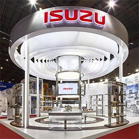 ISUZU Booth The 17th Shanghai International Automobile Industry Exhibition