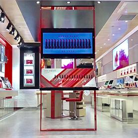 SHISEIDO Retail Store Nanjing Deji Plaza