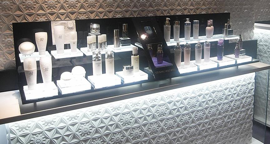 COSME DECORTE Skincare Tester Bar