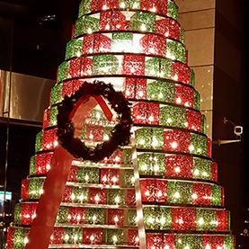 Karakusa Christmas Tree