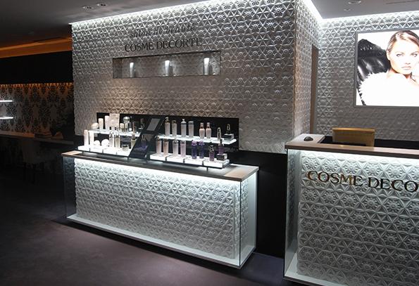 salon de beaute COSME DECORTE PRINMEMPS GINZA