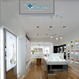 The Organic Pharmacy  Omotesando Hills