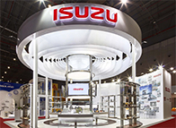 ISUZU Booth The 17th Shanghai International Automobile Industry Exhibition